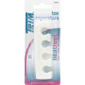 Trim Toe Separators