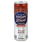 High Brew Coffee, Sparkling, Midnight Mocha
