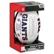 Players Rawlings New York Giants Signature Series Full-Sized Football - New York Giants