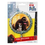Anagram Standard Foil Balloon The Secret Life of Pets