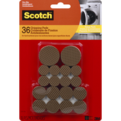 Scotch Gripping Pads, Non-Slip, Value Pack