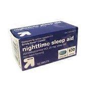 Up&Up Nighttime Sleep Aid Diphenhydramine Hcl, 25 Mg / Nighttime Caplets