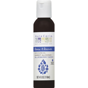 Aura Cacia Skin Care Oil, Renew & Recover, Sweet Almond + Blueberry Seed