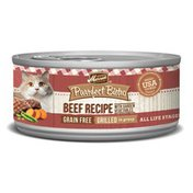 Merrick Purrfect Bistro Grilled Beef & Vegetables Recipe Canned Cat Food