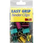 Oic Binder Clips, Easy Grip, Small