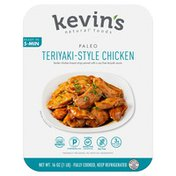 Kevin's Natural Foods Teriyaki-Style Chicken