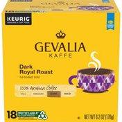 Gevalia Dark Royal Roast Dark Roast K-Cup® Coffee Pods