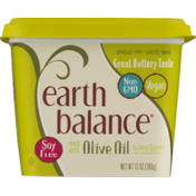 Earth Balance Buttery Spread, with Olive Oil