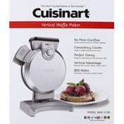 Cuisinart Waffle Maker, Vertical