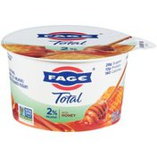 FAGE Greek Strained Yogurt with Honey