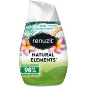 Renuzit Natural Elements Pure Ocean Breeze Gel Air Freshener
