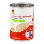 SB 98% Fat Free Cream Of Mushroom Condensed Soup