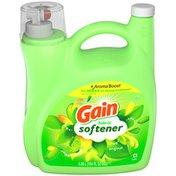 Gain Fabric Softener, Original Scent