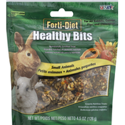 Forti-Diet Treats, Nutritious, Crunchy, Small Animals