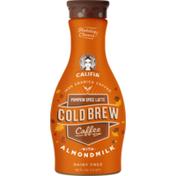 Califia Farms Seasonal Cold Brew Coffee - Pumpkin Spice Latte