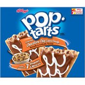 Pop-Tarts Toaster Pastries, Chocolate Chip Cookie Dough