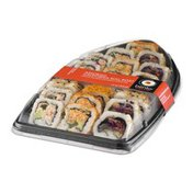 Bento Express Assorted California Roll Boat