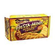 José Olé Fiesta-Minis, Variety Pack