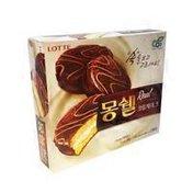 Lotte Moncher Cream Cake