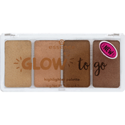 Essence Highlighter Palette, Sunkissed Glow 10