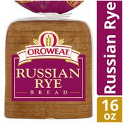 Brownberry/Arnold/Oroweat Russian Rye Bread