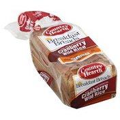 Country Hearth Bread, Cranberry Wild Rice
