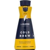 La Colombe Coffee Drink, Real, Cold Brew, Unsweetened, Medium Roast