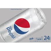 Diet Pepsi Cola 12FlOz 24Pk