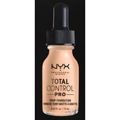 NYX Professional Makeup Drop Foundation, Alabaster TCPDF02
