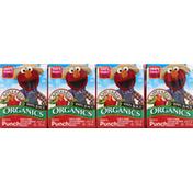 Apple & Eve 100% Juice, Elmo's Punch