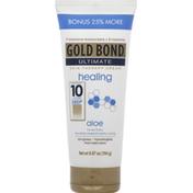Gold Bond Skin Therapy Cream, Aloe, Healing