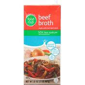 Food Club Beef Broth