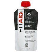 Fit Aid Food Pouch, Tart-Apple Banana