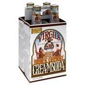 Virgil's Cream Soda, Diet, Black Cherry
