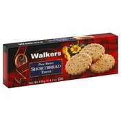 Walkers Shortbread, Thins, Pure Butter