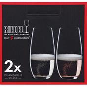 RIEDEL Champagne Glass, Grape Varietal Specific