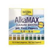 Natural Balance Alka Max Ph Test Papers 15ft