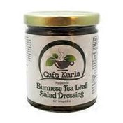 Cafe Karla Burmese Tea Leaf Salad Dressing
