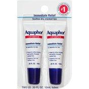 Aquaphor Lip Repair Dual Pack