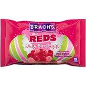 Brach's Cherry, Strawberry, Raspberry & Watermelon Flavored Reds Jelly Bird Eggs Candy