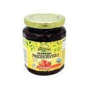 Sun Harvest Organic Strawberry Preserves