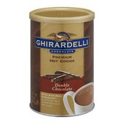Ghirardelli Chocolate Premium Hot Cocoa Double Chocolate