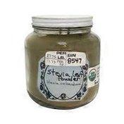 Frontier Organic Stevia Leaf Powder