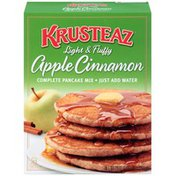 Krusteaz Apple Cinnamon Complete Pancake Mix