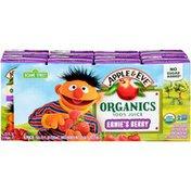 Apple & Eve Organics Ernie's Berry 100% Apple & Eve Organics Ernie's Berry 100% Juice