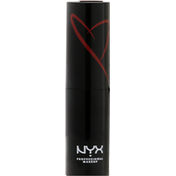 NYX Professional Makeup Satin Lipstick, Red SLSL11
