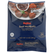 Hy-Vee Beef Meatballs