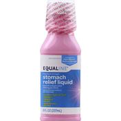 Equaline Stomach Relief, Maximum Strength, Liquid