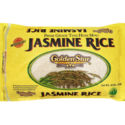 Golden Star Rice, Jasmine