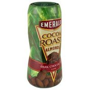 Emerald Supplements Cocoa Roast Dark Chocolate Almonds